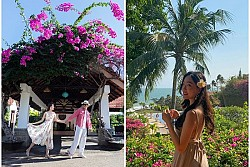 Victoria Phan Thiết Beach Resort & Spa - Chốn 'hồng trần' khiến du khách mê mẩn