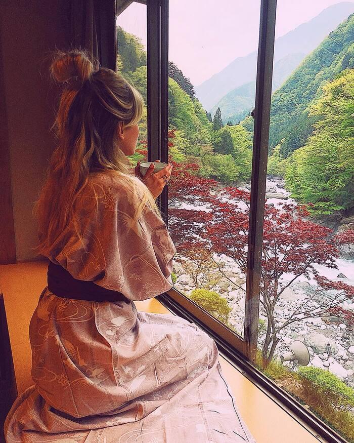 Khám phá nét đẹp hoài cổ tại khách sạn Nishiyama Onsen Keiunkan lâu đời nhất Nhật Bản