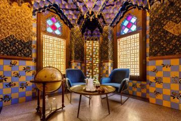 Kiệt tác kiến trúc Casa Vicens lần đầu tiên sẽ cho khách thuê ở sau 136 năm