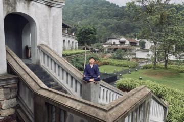 'Đưa nhau đi trốn' về miền non nước thơ mộng tại khu nghỉ dưỡng Legacy Yên Tử