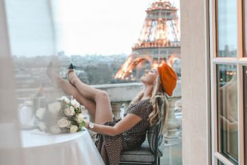 Khách sạn Shangri-La Paris, nét thanh lịch cổ điển nổi bật giữa kinh đô ánh sáng