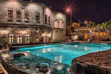 Museum Hotel Cappadocia - khách sạn hang động sang chảnh bậc nhất thế giới