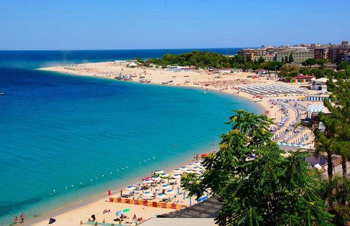 khu nghỉ mát Verdura biển Soverato