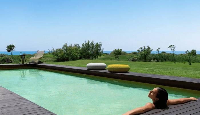 bể bơi ở Khu nghỉ mát Verdura
