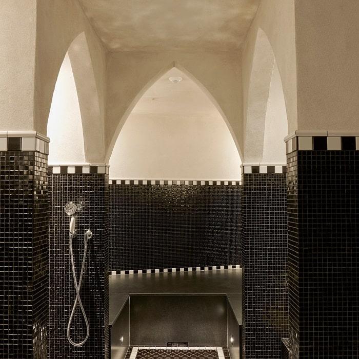 khu spa ở nimb hotel