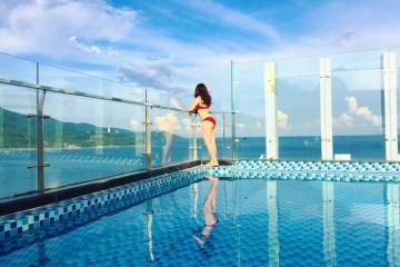 Nghỉ dưỡng đẳng cấp và lưu trú cách ly an toàn tại khách sạn Alisia Beach Hotel Đà Nẵng