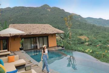 Vi vu khám phá miền sơn cước trong xanh, ấn tượng tại khu nghỉ dưỡng Avana Retreat Hòa Bình