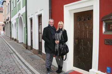 Khách sạn Ehhausl hotel nhỏ nhất thế giới chỉ nhận 2 khách một lần