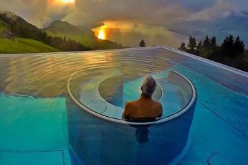 Hotel Villa Honegg, nấc thang lên thiên đường ở Thuỵ Sỹ