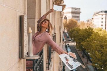 Lạc vào không gian cổ điển và xa hoa tại Hotel Le Royal Monceau – Raffles Paris lộng lẫy giữa lòng nước Pháp