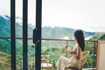 Trải nghiệm ngắm cảnh thiên nhiên hoang sơ, hùng vĩ tại KK Sapa Hotel nức danh thành phố sương mù