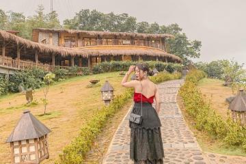 Tìm về với bình yên nơi thiên nhiên thơ mộng bậc nhất Việt Nam tại khu nghỉ dưỡng Mai Châu HideAway Resort