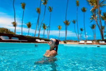 Vi vu đến bờ biển Bavaro thơ mộng và trải nghiệm nghỉ dưỡng tại Meliá Punta Cana Beach Resort đẳng cấp, xa hoa