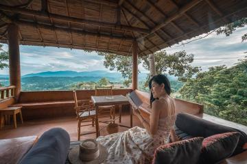 Hoà mình với thiên nhiên tươi mới ở Phu Chaisai mountain resort Chiang Rai