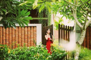 Thư giãn tại khu nghỉ dưỡng an yên - Silk Sense Hội An River Resort tọa lạc giữa không gian xanh thơ mộng