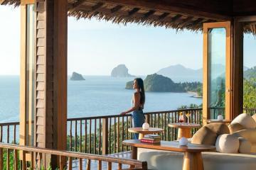 Thả hồn ở thiên đường nghỉ dưỡng Six Senses Yao Noi Thái Lan giữa hòn đảo xinh đẹp
