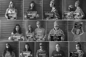 Mất tiền để được 'đi tù' là trải nghiệm thú vị ở khách sạn Sook Station nổi tiếng Bangkok