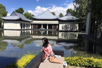 Vi vu đến The St Regis Lhasa Resort Tây Tạng, khu nghỉ dưỡng nằm trên nóc nhà của thế giới