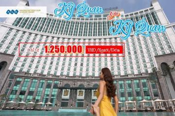 Trải nghiệm dịch vụ nghỉ dưỡng đẳng cấp tại FLC Halong Bay Golf Club & Luxury Resort giá chỉ từ 1.250.000 VNĐ/ phòng