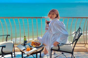 Tận hưởng 'kỳ nghỉ dưỡng trong mơ' tại khách sạn Paradise Busan bên bờ biển đẳng cấp