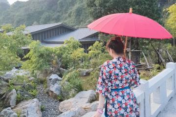 Trải nghiệm du lịch suối nước nóng chuẩn phong cách Nhật tại khu nghỉ dưỡng Yoko Onsen Quang Hanh