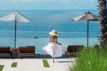 Vi vu đến đảo 'thiên đường' Bali để trải nghiệm nghỉ dưỡng tại Six Senses Uluwatu tọa lạc bên vách đá độc đáo