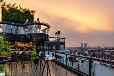 Khám phá khách sạn Hà Nội đứng đầu danh sách của TripAdvisor về tầng thượng đẹp nhất