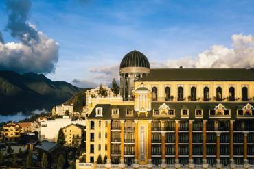 Hotel de la Coupole - MGallery - Sapa 'giấc mộng đêm hè' từng được đề cử Oscar ngành du lịch