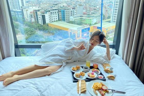 Hyatt Regency West Hà Nội - Vừa sở hữu không gian nghỉ dưỡng chanh xả, vừa cung cấp địa điểm cách ly an toàn