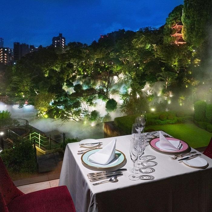 Điều kỳ diệu của mùa hè! Ngắm đom đóm tại khu vườn của Chinzanso Tokyo Hotel