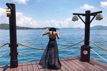 Dạo bước giữa thiên nhiên thơ mộng, hữu tình tại khu nghỉ dưỡng Merperle Hòn Tằm Resort đẳng cấp hàng đầu Nha Trang