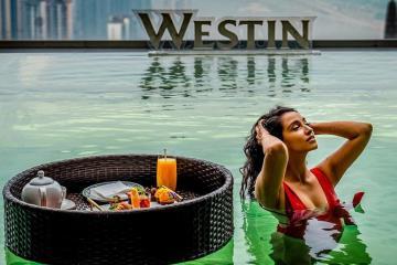 Vi vu Trùng Khánh và trải nghiệm khách sạn The Westin Chongqing Liberation Square sang trọng, cao cấp