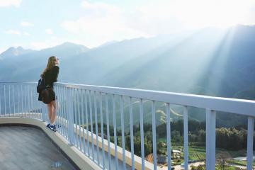 Nghỉ dưỡng tại khách sạn Amazing Hotel Sapa đẳng cấp giữa thiên nhiên hoang sơ tại thành phố sương mù