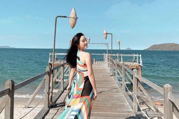 Thư giãn bên bờ biển thơ mộng tại khu nghỉ dưỡng Evason Ana Mandara Nha Trang Resort xa hoa