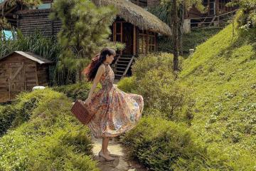 Chiêm ngưỡng núi rừng hoang sơ tại những khách sạn ở Sapa được bao bọc bởi thiên nhiên thơ mộng, lôi cuốn