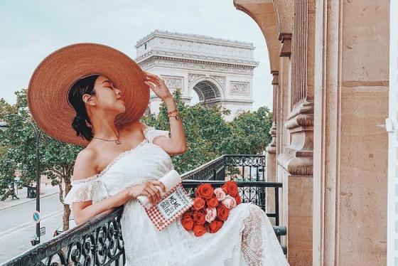 Sang chảnh và mộng mơ với Hotel Splendid Etoile Paris, khách sạn 5 sao có view tuyệt đẹp ra Khải Hoàn Môn