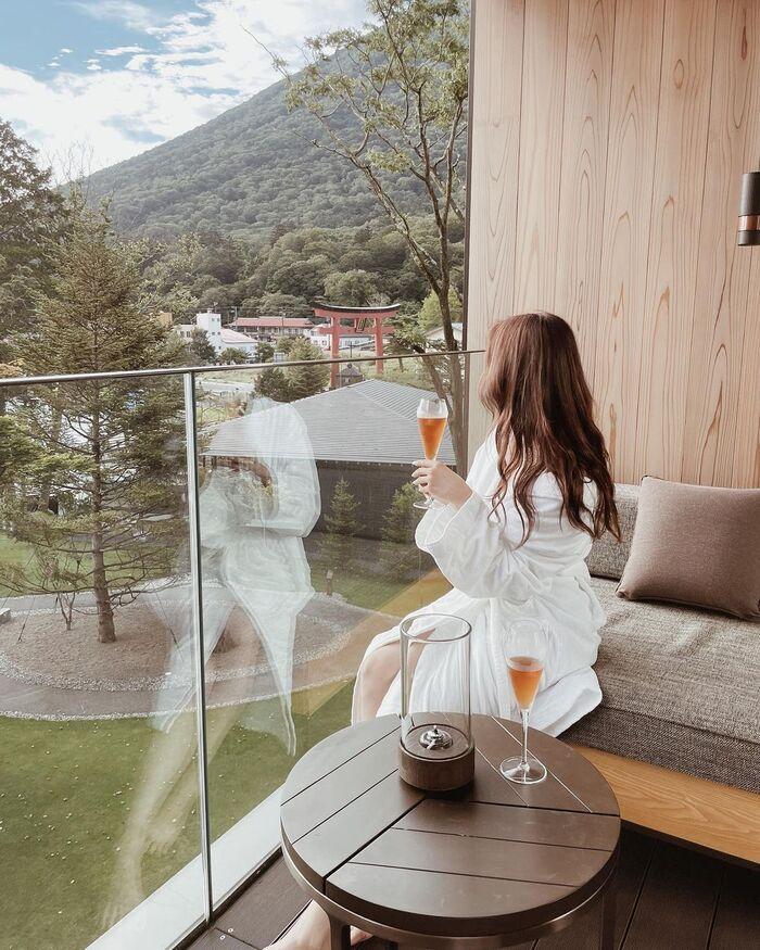 Nghỉ dưỡng giữa khu rừng thơ mộng, trong lành tại khu nghỉ dưỡng The Ritz-Carlton Nikko nức danh xứ Phú Tang