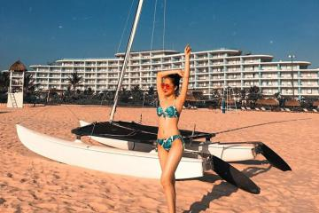 Tận hưởng kỳ nghỉ sôi động bên bờ biển tại khu nghỉ dưỡng FLC Quy Nhơn Luxury đẳng cấp và xa hoa