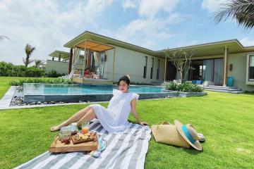 Lạc lối giữa không gian thiên nhiên cực phẩm, choáng ngợp tại Maia Resort Quy Nhơn bên bờ biển thơ mộng