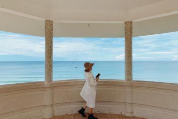 Nghỉ dưỡng chuẩn 5 sao đẳng cấp tại Sea Links City Mũi Né tọa lạc bên bờ biển hoang sơ, thơ mộng