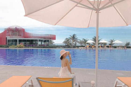 Công trình nghỉ dưỡng đẳng cấp bên bờ biển - Oceanami Villas Beach Club Vũng Tàu sang-xịn-mịn