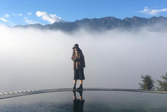 Ấn tượng khu nghỉ dưỡng Sapa Cát Cát Hills Resort nằm giữa núi rừng Tây Bắc hoang sơ, hùng vĩ